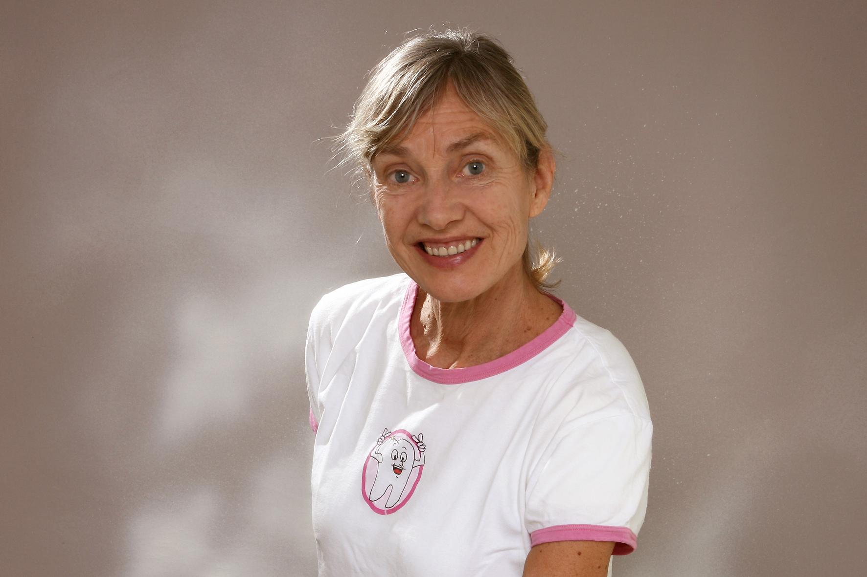 Zahnärztin Sabina Kallan-Persson